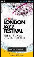 Screenshot of London Jazz Festival 2011