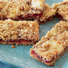 Strawberry-Cream Cheese Bars