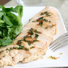 Grilled Chipotle-Lime Chicken Breasts