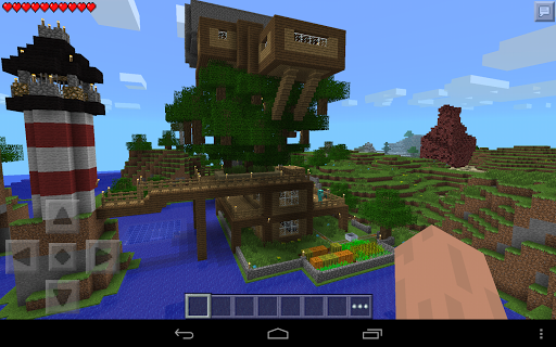 Minecraft Pocket Edition For Android Latest Version - Minecraft gta spiele