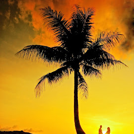 Everlasting by Heppi Wasyeri - People Couples ( love, pantai, heppi wasyeri, batam )