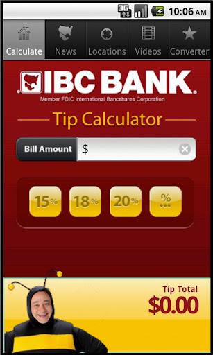 IBC Tip Calculator