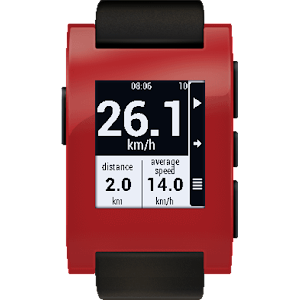 Ventoo for Pebble - Bike GPS