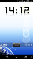 Screenshot of ELECOM Early Bird Alarm (Free)