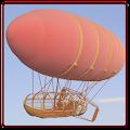 The Flying Adventure Blimp APK for Bluestacks
