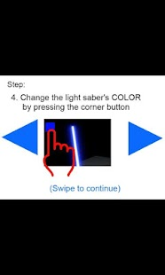 Lightsaber App Deluxe- screenshot thumbnail