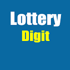 Lottery Digit icon