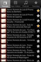 Screenshot of iHomensDaLuta