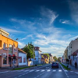 Bjelovar by Štefan Brajković - City,  Street & Park  Street Scenes ( croatia, bjelovar-bilogora county, bjelovar )