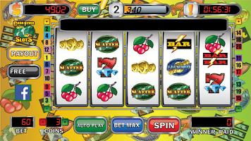 Screenshot of Cash Fever Slot Machine