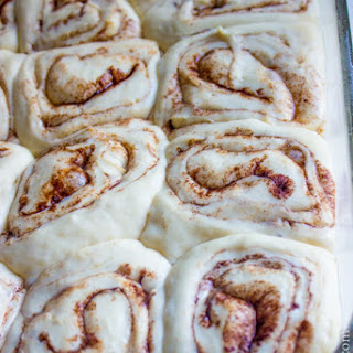 Fluffy Homemade Cinnamon Rolls
