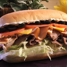 Kelly's 3-Meat 2-Cheese Loaded Subs!