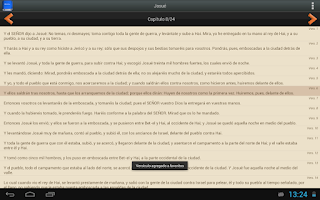 Screenshot of Biblia Reina Valera PRO