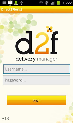 D2F Delivery Manager