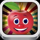 Fruit Cartoon Jigsaw Puzzle icon