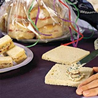 Cream Cheese Olive Bacon Sandwich Recipes