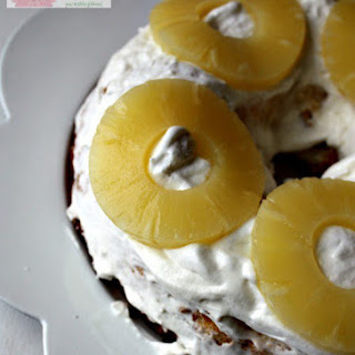 Weight Watchers Pineapple Bundt Cake