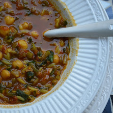 Harira, the Moroccan Soup for Ramadan