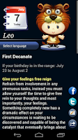 Screenshot of Horoscope HD Free