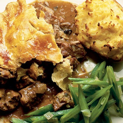 A Good Steak & Kidney Pie