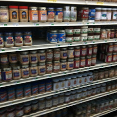 Now that's a peanut butter selection!!