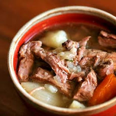 Irish Lamb Stew with a Twist