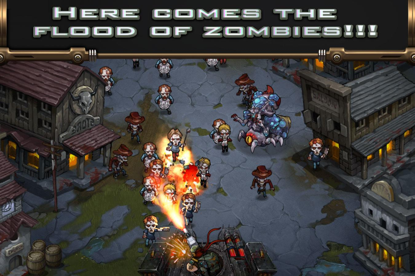 Zombie Storm Screenshot 10