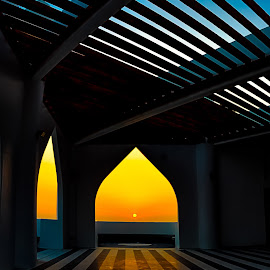 Sunrise  by Nabeel Madarati - Buildings & Architecture Other Interior