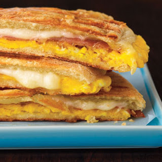 Egg Panini Recipes