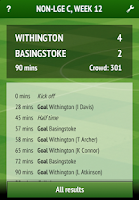 Screenshot of Football Chairman Lite