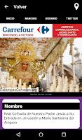 Screenshot of Semana Santa iCofrade