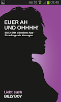 Screenshot of BILLY BOY Vibrations App