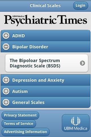 【免費醫療App】Clinical Scales for Android-APP點子