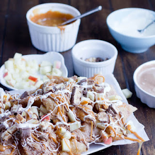 Game Day Dessert Nachos