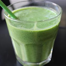 Kale and Banana Smoothie