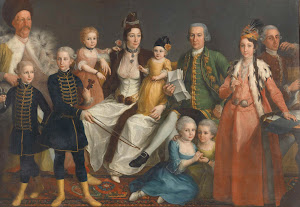 RIJKS: attributed to Antoine de Favray: painting 1771