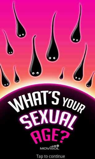 What is your sexual age