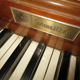 Cherished Piano by Marcia Taylor - Novices Only Objects & Still Life