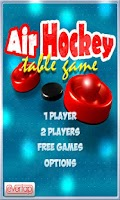 Screenshot of Free Air Hockey Table Game