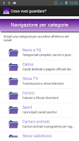 Screenshot of TV Italia [Gratis on-demand]