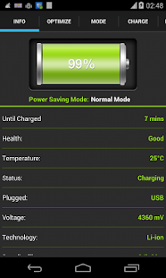 Maximize Battery Saver - screenshot