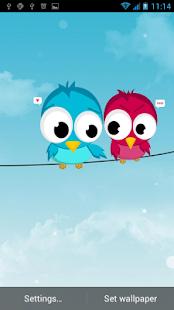 App Cute Live Wallpaper APK for Kindle