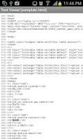 Screenshot of Local HTML Viewer