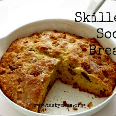 Skillet Soda Bread