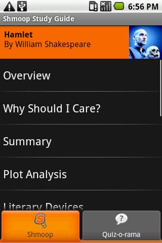 Hamlet: Shmoop Guide