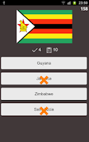 Screenshot of Countries Capital Flag Quiz