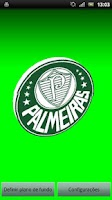 Screenshot of Palmeiras Livewallpaper 3D