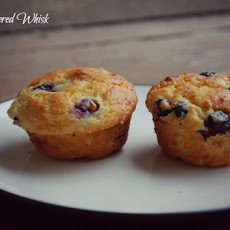 Limelight Blueberry Muffins