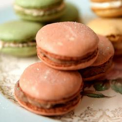 French Macaroons, Four Ways