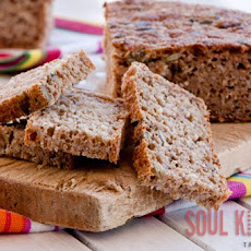 Wheat And Rye Berry Bread
